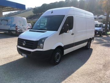 VW CRAFTER 2.0 TDI 136 CV KLIMA ABS ISOTERMICO ME 190.000 KM MOD 03-2013 EYRO5 TIMH 6.900 NETTO